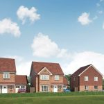Residents start to move into new homes in Corfe Mullen