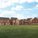 High demand for housing in Ash Green as half of new homes sell in three months